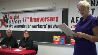 End the Occupations! Socialist Action Socialism 2011  PART 1
