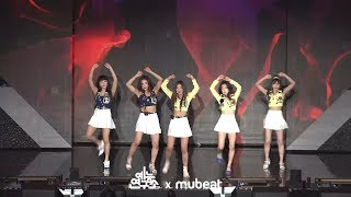 [Live Cam] Red Velvet - Bad Boy,레드벨벳 - Bad Boy, Super Concert DMCF 2018