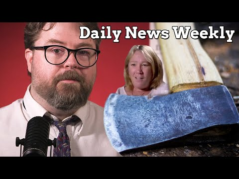 Daily News Weekly : 'Action figure' axe rampage, breastfeeding controversy