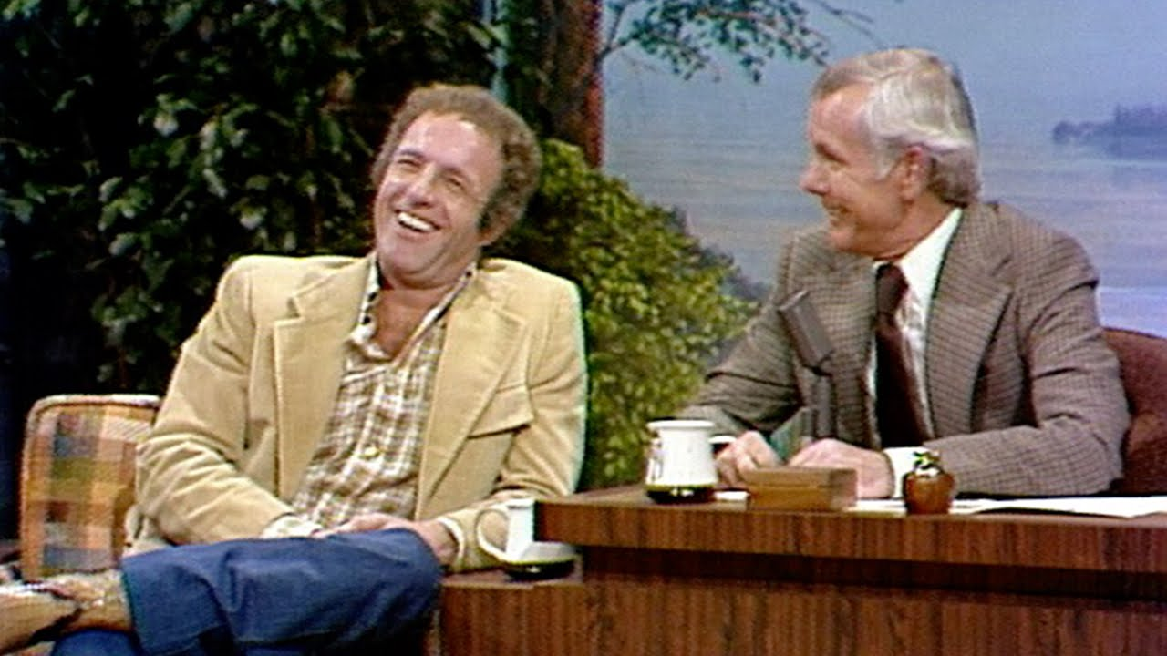 James Caan on The Tonight Show Starring Johnny Carson - 11/18/1977 - pt. 2