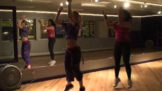 "HOT ZUMBA FITNESS ""CALABRIA"" WARM UP"