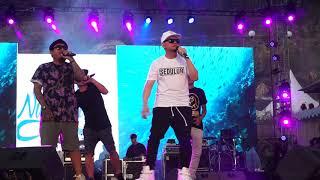 Jogja Hip Hop Foundation - Jaman Edan - Konser Menghadap Laut, Pantai Pandawa 29 Oct 2018