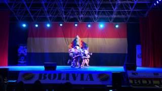 BALLET JATUN AYLLU FESDABEC 2015