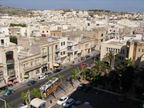 MALTA:  Town of Mosta