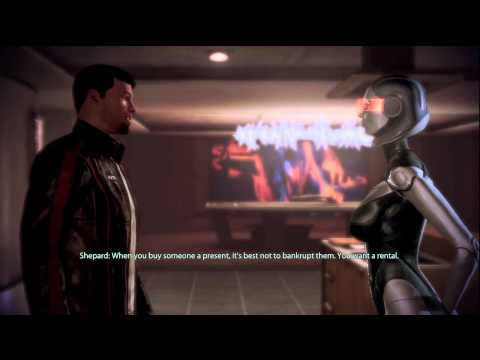 Mass Effect 3: Citadel - Invite Up Edi
