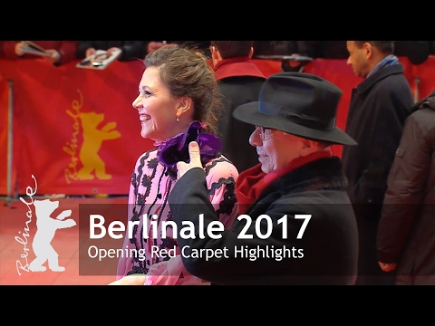 Opening Red Carpet Highlights | Berlinale 2017