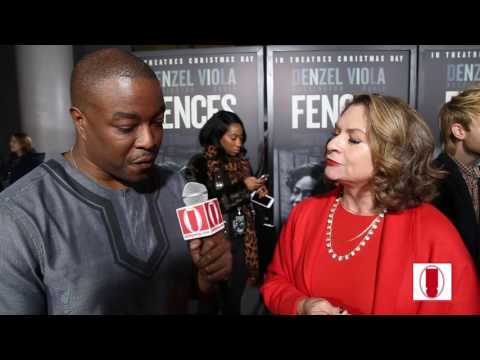 Constanza Romero Wife Of Playwright August Wilson Talks About Working With Denzel Washington