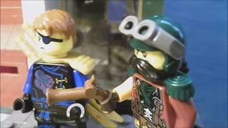 LEGO Ninjago Dawn Of The Pirates Episode 58-Prisoner Of Piracy!