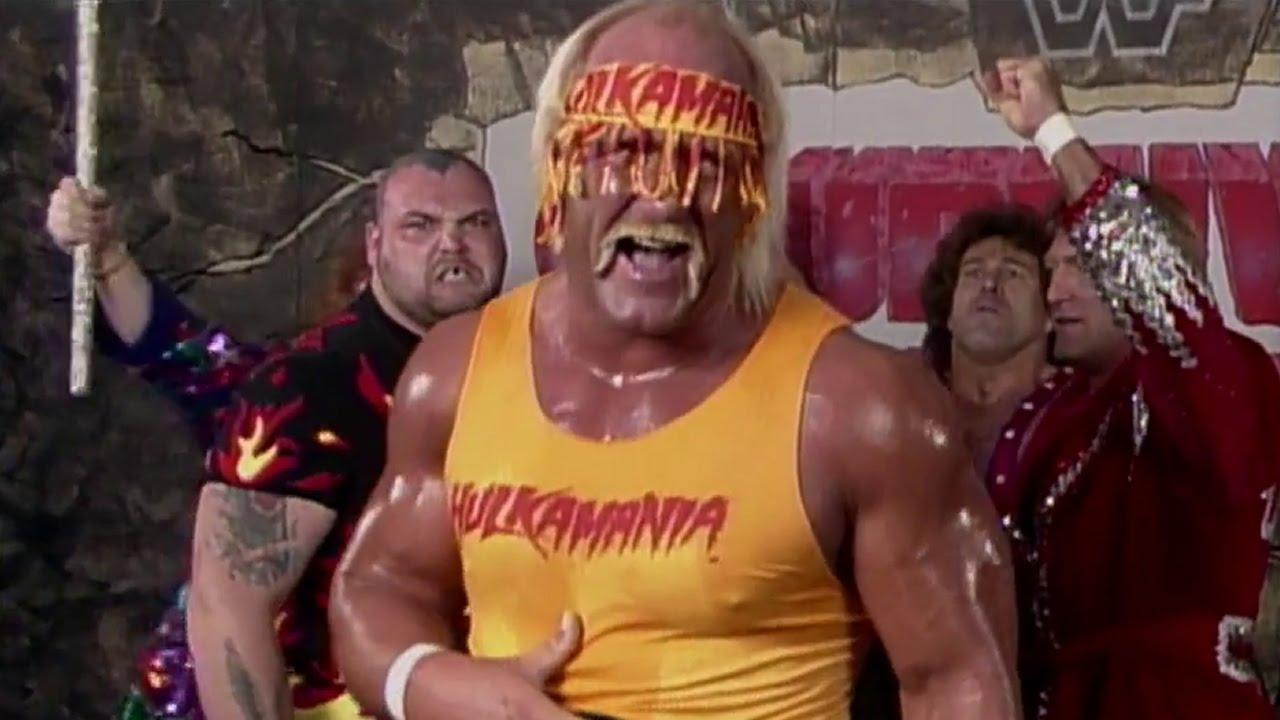 Survivor Series 1987 >> Wwe 1st Ever Survivor Series 1987 Osw Review 6 Youtube