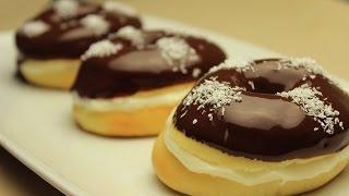 Çikolatalı Pastane Alman Pastası Tarifi - Mini Yaş Pasta Yapımı