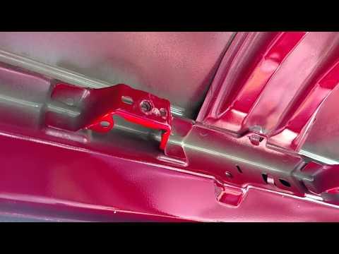 Nissan Titan Roof Leak.