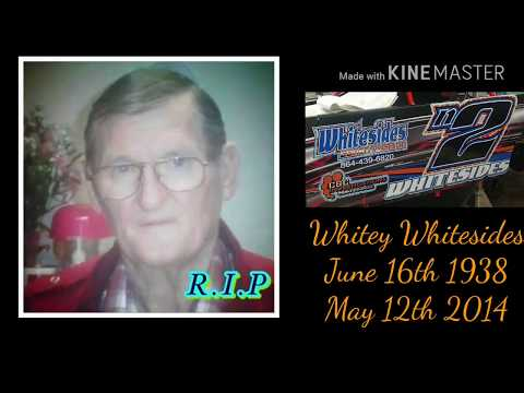 Whitey Whitesides Memorial Race 6/3/17 Harris Speedway