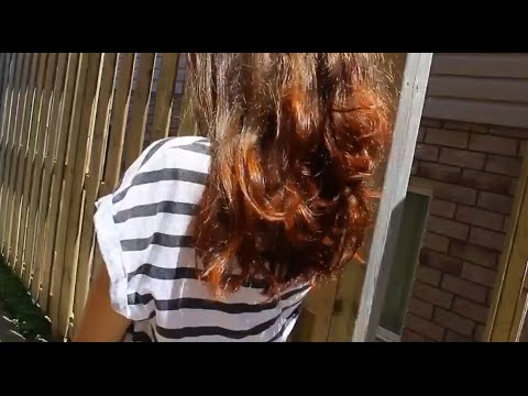 DIY Ombre Hair With Henna Natural Temporary Colour