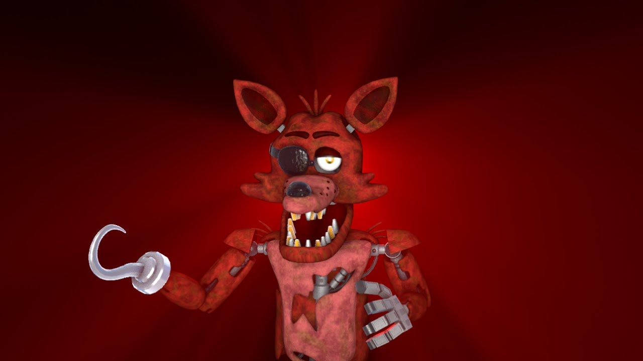 [FNAF/SFM] FOXYS VOICE - YouTube