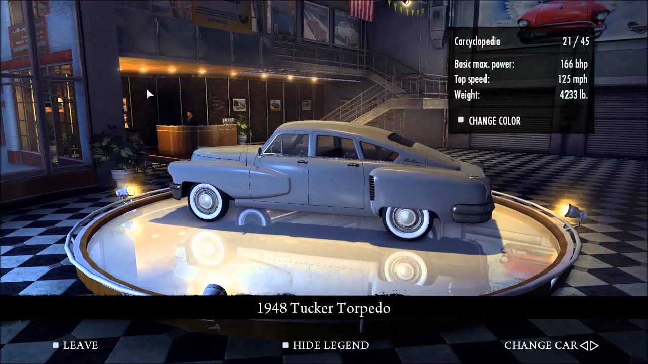 mafia 2 real car names v1 0 mod youtube. Black Bedroom Furniture Sets. Home Design Ideas