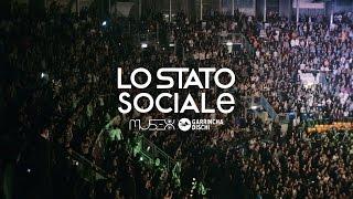 LO STATO SOCIALE - ABBIAMO VINTO LA GUERRA - LIVE @ PALADOZZA, BOLOGNA