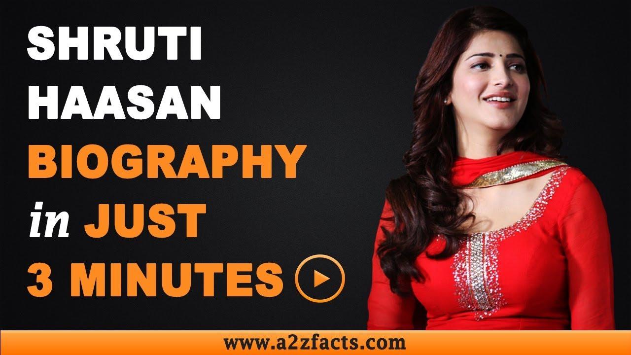 Shruti Haasan – Age, Birthday, Biography, Boyfriend, Net Worth