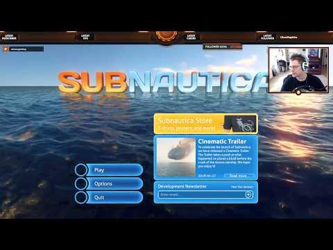 DAMN FISH! Building bases in Subnautica