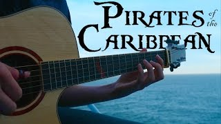 Download Pirates of the Caribbean Theme - Fingerstyle Guitar Cover