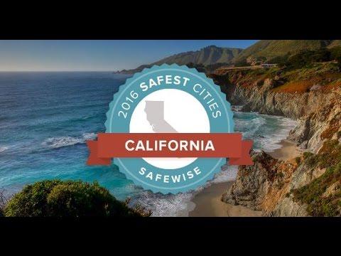 Safest California Cities