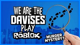 Killing The Innocent | Roblox Murder Mystery 2 EP-41 | Gaming With Tyler Davis