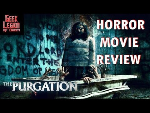 THE PURGATION (  2015 Tiffany Kieu ) Horror Movie Review