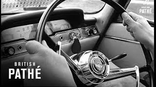 Off To Monte Aka Monte Carlo Rally Reaches Dover (1962)