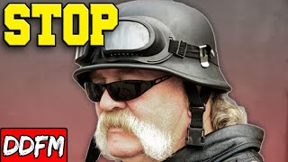 What NOT To Wear On A Motorcycle