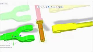 How and from where knuckle joint may fail (3D)