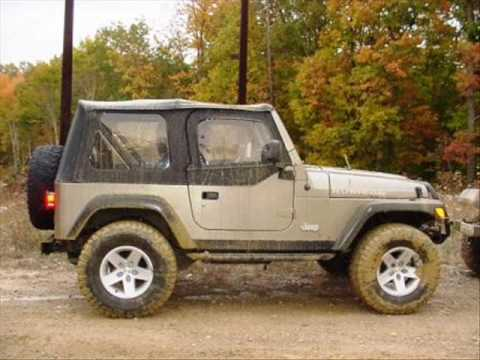 Nanotec-USA Tests NanoBionic Jeep in mud