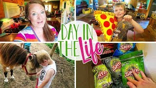 Day In The Life Vlog of a Stay at Home Mom | Keto Recipe