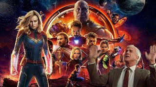 Trouble In Paradise - Avengers Cast Members Unhappy With Captain Marvel and Brie Larson!?