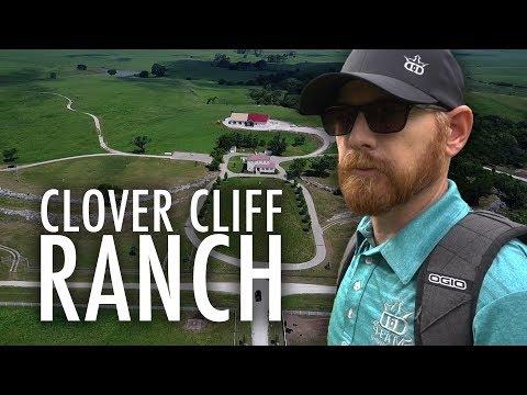 Clover Cliff Ranch Disc Golf Course