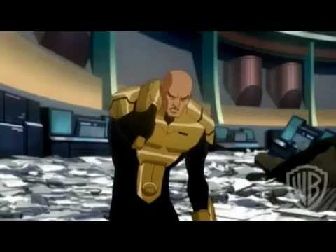 Clip de Justice League Crisis on two Earths (2010)
