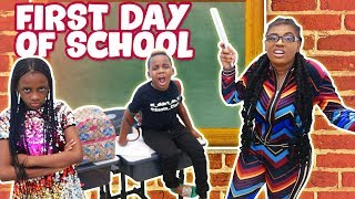 First Day of Slime School