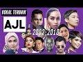 Vokal Terbaik AJL 2002-2018