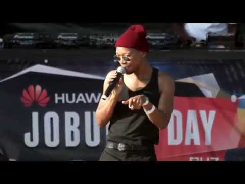 We Dance again - Black Coffee Live performance