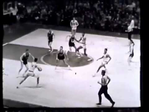 Wilt Chamberlain (40pts) vs Colorado