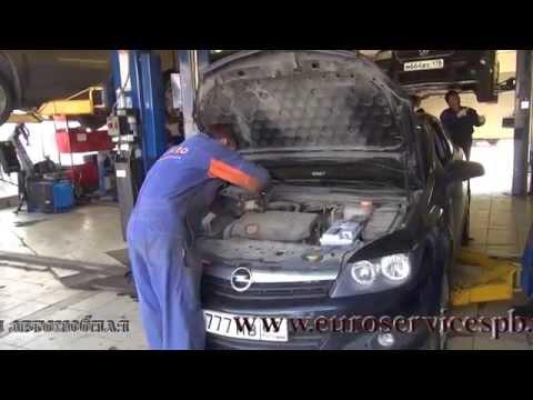 Катализатор авто на Opel Astra. Катализатор и гофра ,замена и удаление . - Смешные видео приколы
