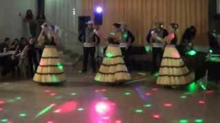 Grupo de Danza Paraguaya Juky - Danza Pacholí y Carreta Guy