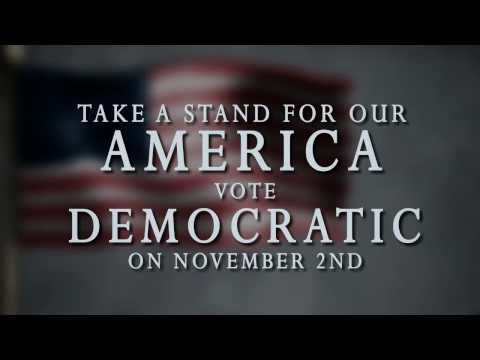 "DCCC Campaign 2010 Ad Asks Voters to ""Take a Stand for America"""