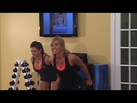 Sharon Mann - Resistance Band Workout