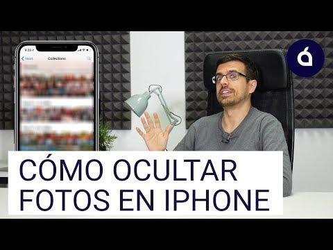 Cómo ocultar fotos en el iPhone para que no aparezcan en el carrete