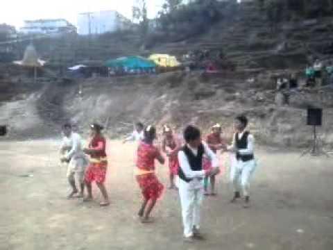 Dance of Diding Sankhuwasava