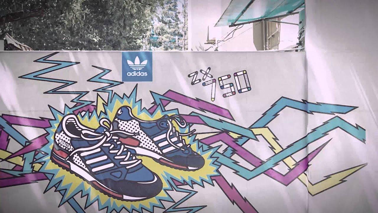 Guerrilla Adidas Art Project Zx750 Originals Street UMpGSVzq