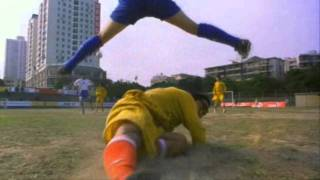 The best goalkeeper in the world [HD] ( Shaolin Soccer )