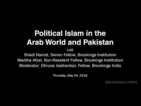 Political Islam in the Arab World and Pakistan
