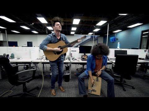 Vedra NPR Tiny Desk Contest 2018