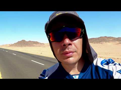 Cycle Cairo to Cape Town Ep. 2 - Amazing Sudan - Bicycle Touring Africa