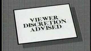 KTXL TV40 Sacramento generic Viewer Discretion warning